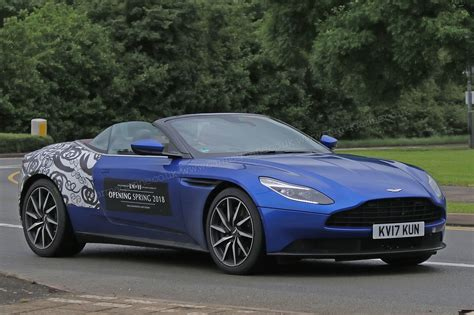 aston martin volante when prototypes become mobile billboards aston martin