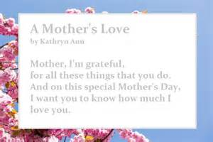 mother s day poems 2016 top 10 best ideas quotes for
