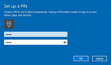 windows security sign in doodle how the windows 10 pin logon increases security techjaws
