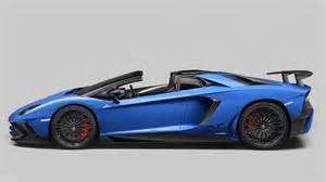 Lamborghini Aventador Roadster Lamborghini Aventador Lp750 4 Sv Roadster 2015 2016