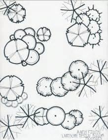 Landscape Architecture Drawing Symbols 1000 Images About Landscape Design Symbols On