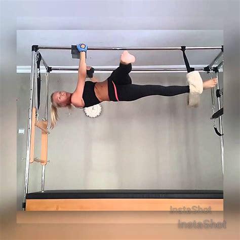 cadillac reformer reformer cadillac pilates exercise