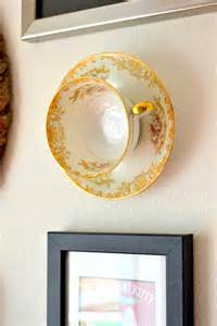 Tattooed martha hanging teacup wall art 6
