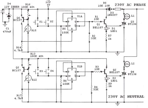 automatic staircase light circuit staircase switch wiring diagram staircase gallery