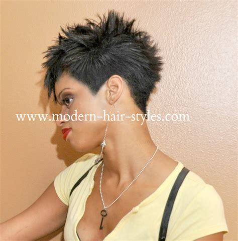 hairstyles for short hair cut black hairstyles for short hair pictures and quick weaves