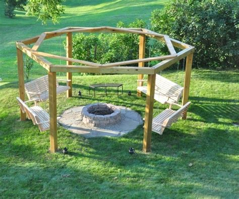 swings around cfire swings around fire pit fire pit ideas