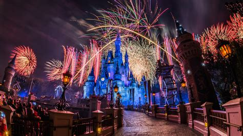 disney new year celebrating new year s at disney world