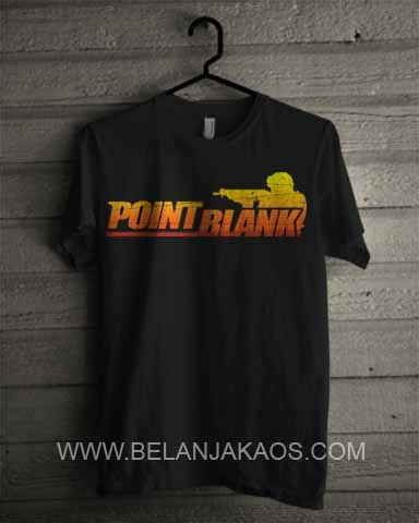 Kaos Point Blank Baju Kaos Point Blank Pb06 Baju Kaos Distro Murah