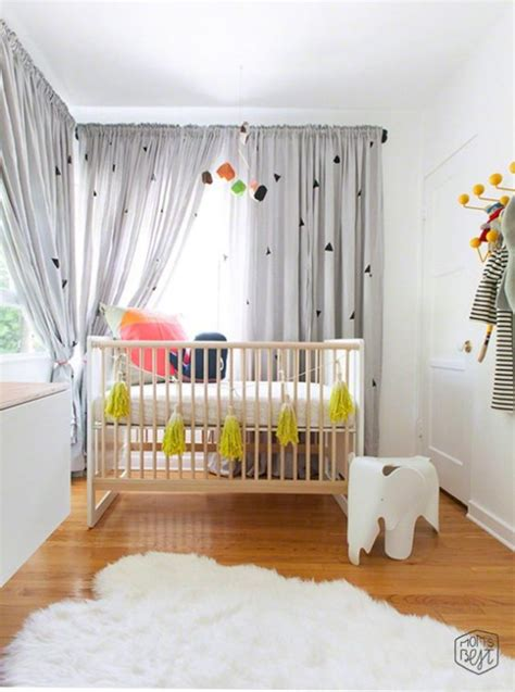 Modern Nursery Curtains 31 Mid Century Modern Rooms D 233 Cor Ideas Digsdigs