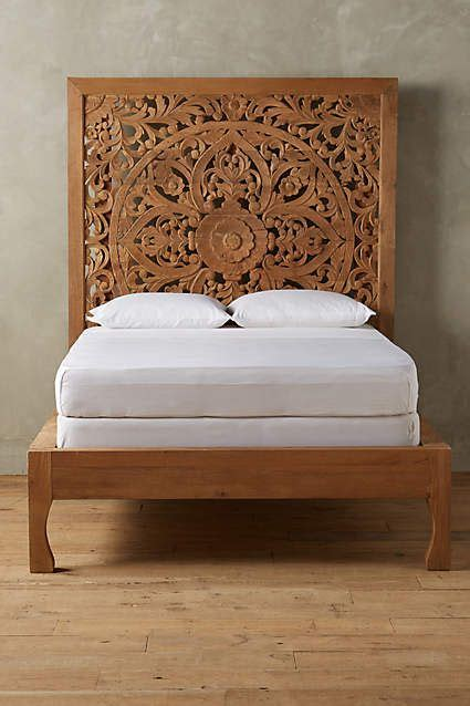 anthropologie bed frame pinterest the world s catalog of ideas