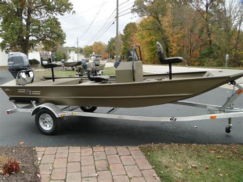 g3 boats for sale in indiana new 2016 g3 boats 1656 ccj for sale in danville virginia