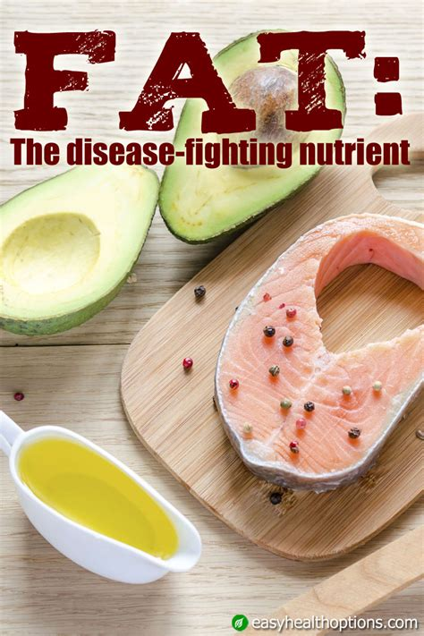healthy fats disease the disease fighting nutrient easy health options 174