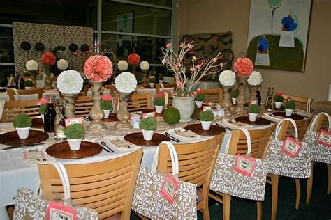 ladies themed events 60th birthday ladies luncheon party ideas pinterest