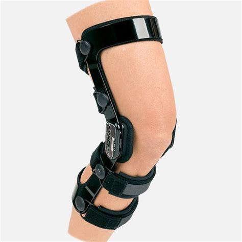 ccl brace donjoy fourcepoint knee brace dme direct