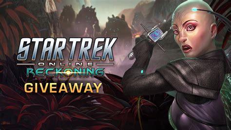 Star Trek Online Giveaway - giveaway star trek online releases reckoning expansion win an elachi
