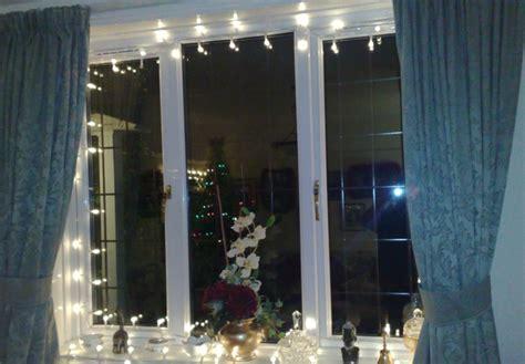 decoracion ventanas navideñas ventanas falsas con luz latest decoracion navidea ventana