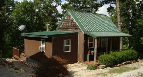 Cabins For Sale In Arkansas Ozarks by Tiny House Cabin In The Ozarks Of Northwest Arkansas