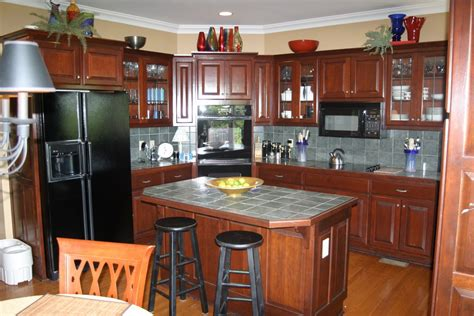 kitchen wall colors with cherry cabinets 12 collection of kitchen wall colors with dark brown cabinets