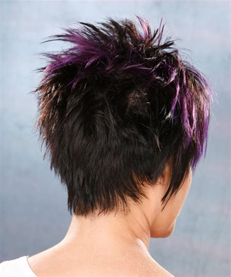 staight in front and spike in back hairstyle back view images of spiky hair cuts 30 spiky hairstyles