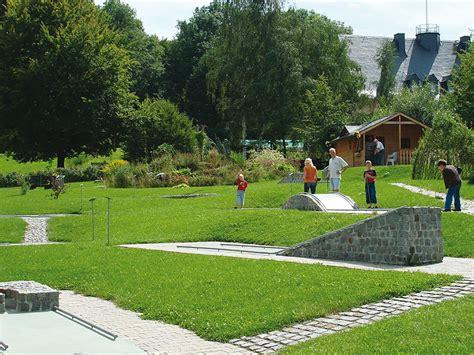 Minigolf Großer Garten by Natur Aktiv Gt Sport Und Freizeit Gt Minigolf Kurort Bad Schlema