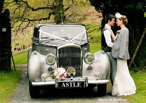 Wedding Cars Ulverston by Lake District Wedding Cars