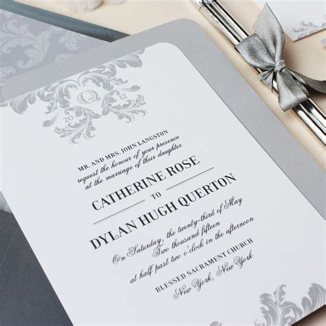 Beautiful Wedding Invitations by Dreaded Beautiful Wedding Invitations Theruntime