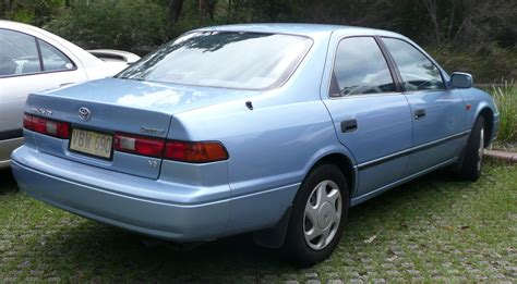 1997 Toyota Camry Pictures 1997 Toyota Camry Information And Photos Momentcar