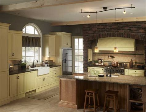 kitchen rail lighting kitchens with track lighting home decorating pictures