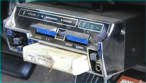 cassette stereo 8 le grosse cassette audio stereo 8 e le relative autoradio
