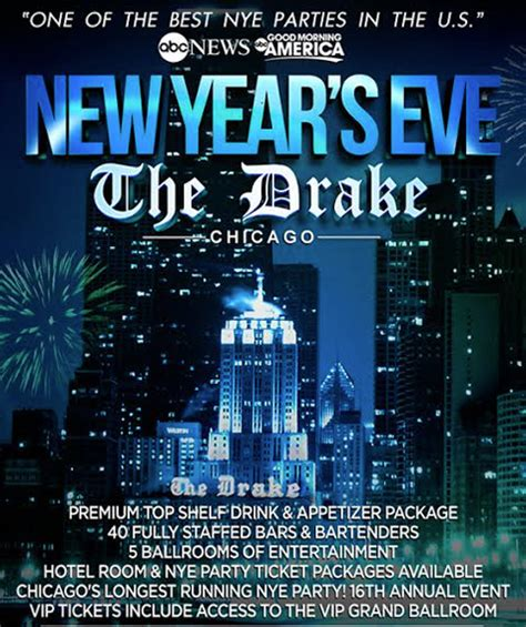 the year of drake as told by the memes gifs and videos drake hotel new year s eve drake hotel chicago nye 2017