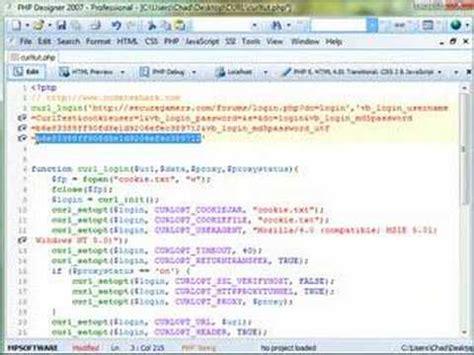tutorial php curl php curl tutorial 4 1 bots robots rastreadores con p