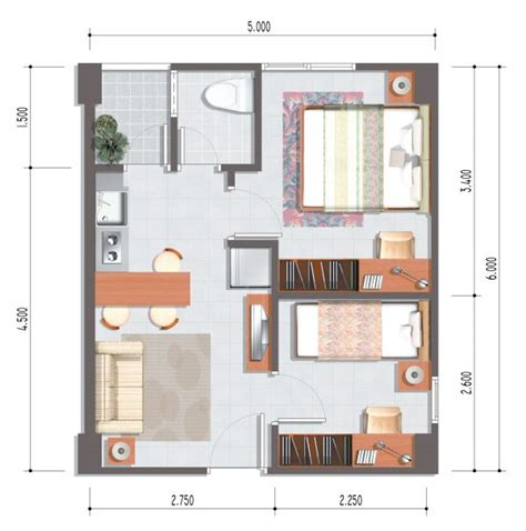 studio apartment layout plans for luxury studio apartment decorating ideas