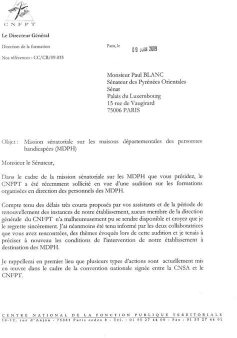 Www Exemple De Lettre Demande D Emploi Modele D Une Lettre Administrative Demande D Emploi