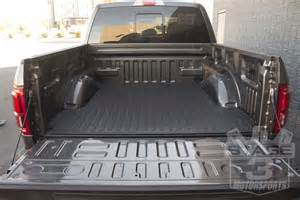 Ford Raptor Cargo Management System 2015 2016 F150 Deezee Heavyweight Bed Mat Installed On Our