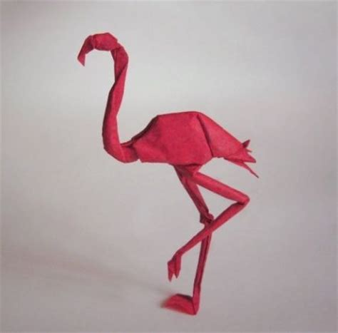 3d origami flamingo 57 best images about origami on parks smosh