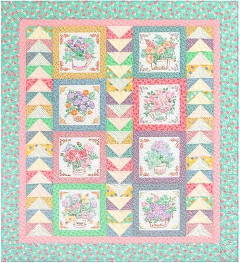 quilt pattern using 3 fabrics 80 best images about panel quilts on pinterest free