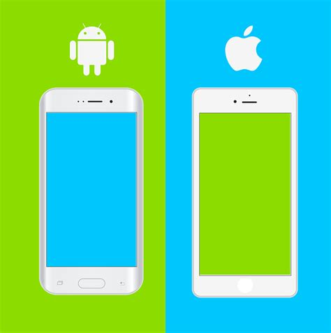 android or iphone iphone vs android 20 of iphone buyers are former android users