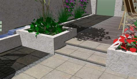 Modern Garden Ideas For Small Gardens Landscaping Small Modern Garden Ideas