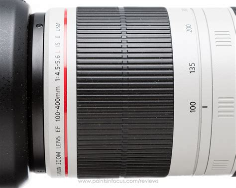 Ef 100 400 F 4 5 5 6 L Is Usm canon ef 100 400mm f 4 5 5 6l is ii usm review points in