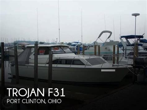 new years in port clinton ohio got scary trojan f31 for sale in port clinton oh for 20 500 pop