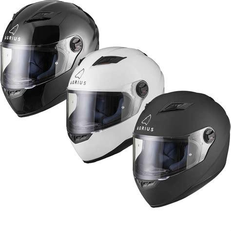 Motorradhelm Pinlock by Agrius Rage Solid Motorcycle Helmet Pinlock Ready Rage