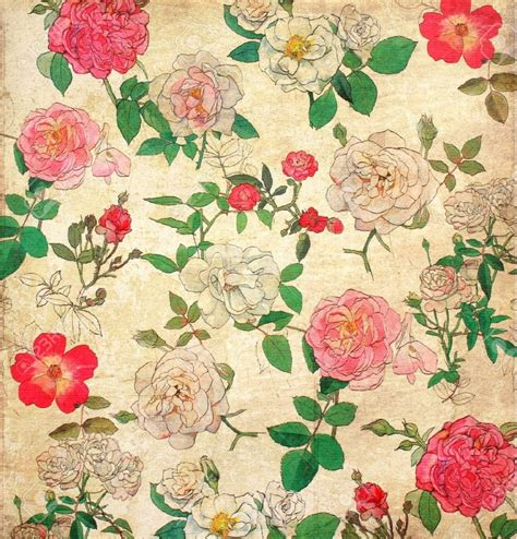 floral wallpaper designs vintage floral wallpaper pattern wallmaya com