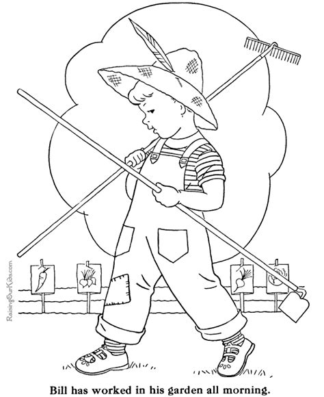 garden coloring pages free printable free printable coloring pages garden 2015