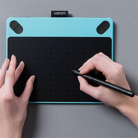 Wacom Intuos Pen Touch Comic Blue Cth490 Pen Tablet Desain Grafis intuos comic wacom