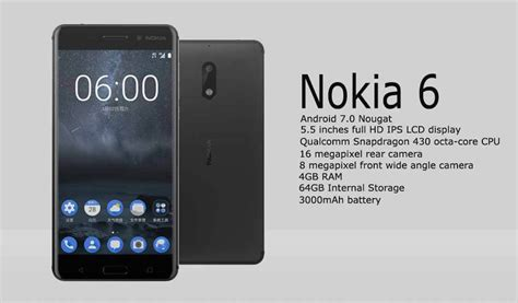 nokia 6 review and best price smaty