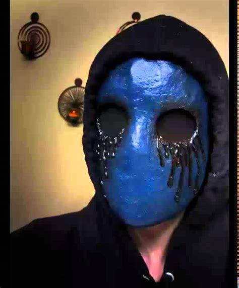 imagenes de jack mascara azul media vida tributo a eyeless jack especial de