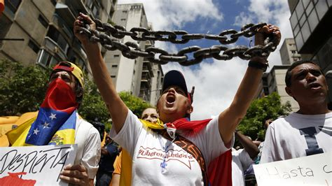 political crisis  venezuela council  foreign relations