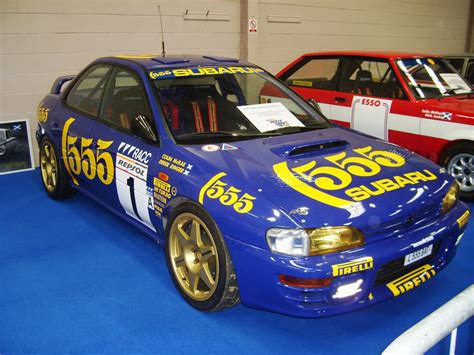 subaru gc8 rally a legend colin mcrae carsaddiction com