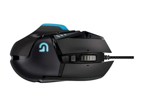 Mouse Gaming Logitech G502 logitech 910 004618 g502 proteus spectrum rgb tunable gaming pc mouse wootware