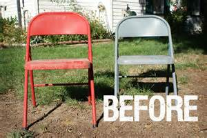 decorate metal folding chairs vol 25 craft show tips